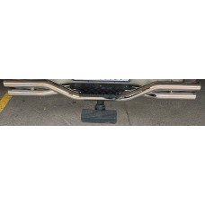 Toyota Hilux 2011 - 2021+ Rear Step Stainless Steel