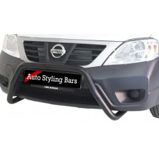 Nissan NP200 2010 - 2020+ Nudge Bar Black