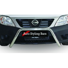 Nissan NP200 2010 - 2020+ Nudge Bar Stainless Steel