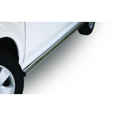 Nissan NP200 2010 - 2020+ Side Bars Stainless Steel