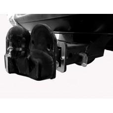 Toyota Hilux 2016 - 2019+ Towbar - Detachable Under Car 1.5 Ton