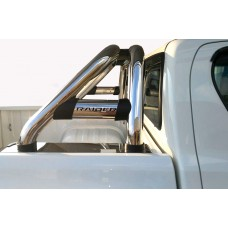 Toyota Hilux 2016 - 2019+ Single Cab Rollbar (Sports Bar) Stainless Steel.