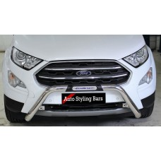 Ford Eco Sport 2018 - 2021+ (Facelift) Nudge Bar Stainless Steel
