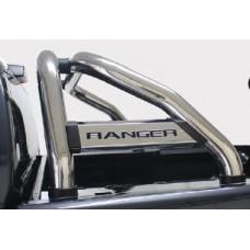 Ford Ranger 2016 - 2020+ Rollbar (Sports Bar) TILT Range Stainless Steel