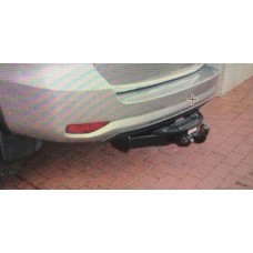 Toyota Fortuner 2010 - 2020+ Towbar - Fixed Head