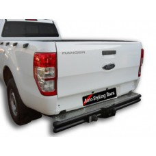Ford Ranger 2012 - 2020+ Double Tube Full Step (All Models)