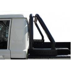 Toyota Landcruiser 2009 - 2019+ Rollbar - Single & Double Cab Pick Up - Powder Coated