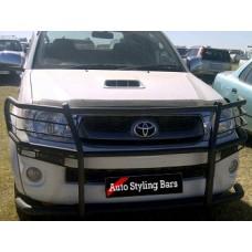 Toyota Hilux 2005 - 2015 Full Face Bullbar (Mild Steel)