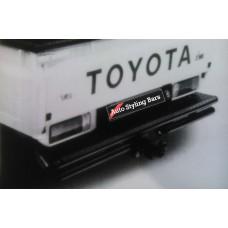 Toyota Landcruiser 2009 - 2019+ Towbar Double Tube Full Step