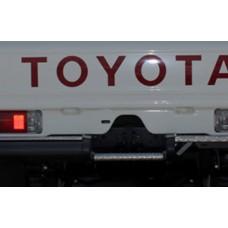 Toyota Landcruiser 2009 - 2021+ Towbar Double Tube Full Step