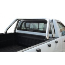Ford Ranger 2012 - 2020+ Rollbar Plain  (Fits All) Stainless Steel