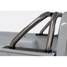 Nissan NP300 2009+ Sports Bar Stainless Steel