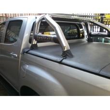 Isuzu 2013 - 2020+ Double Cab Clip On Tonneau Cover